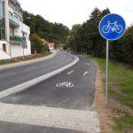 cyklo Hluboká